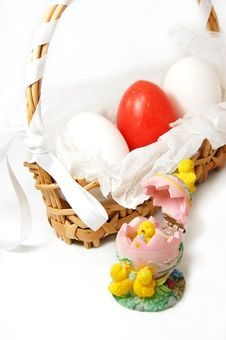 Free Merry Easter Royalty Free Stock Photography - 4335847