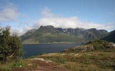 Free Landscape Of Norway Stock Image - 4337071