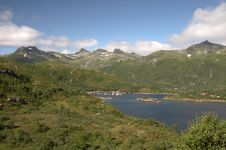 Free Landscape Of Norway Stock Photography - 4337072