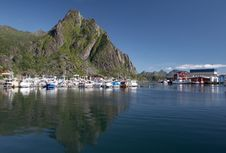 Free Landscape Of Norway Royalty Free Stock Photos - 4337078