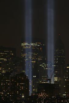 Free Tribute In Light Royalty Free Stock Photo - 4337405