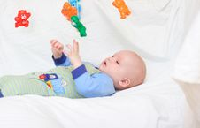 Free Baby Playing With Toys 1 Stock Images - 4337604