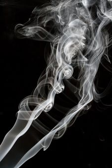 Free White Smoke Royalty Free Stock Images - 4338429