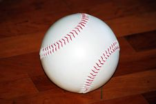 Free Hardwood Ball Stock Photo - 4338540