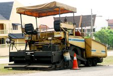 Free Road Equipment Royalty Free Stock Photo - 4339275