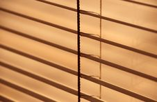 Free Blinds 2 Stock Photo - 4339310