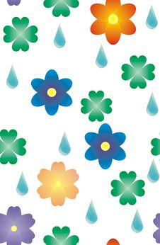 Free Flower Background Stock Images - 4339344