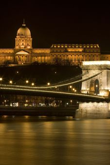 Free Chain Bridge Stock Photography - 4339882