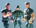 Free Toy Soldiers Stock Photography - 4342872