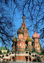 Free St. Basil Cathedral_1 Stock Images - 4343284