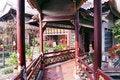 Free Ancient Garden Corridor Stock Photos - 4343923