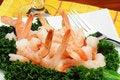 Free Shrimp Salad Stock Photography - 4347202