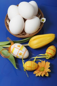 Free Easter Eggs Stock Photos - 4340403