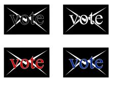 Free Symbols For Postal Voting Stock Images - 4340694