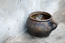 Free A Classic Earthenware Stock Photo - 4340830