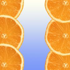Free Fresh Orange Slices Stock Photo - 4340900