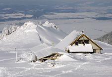Free Mountain House Stock Photos - 4341003