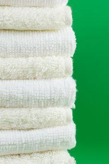 Free Bathroom Towels Stock Photo - 4341520