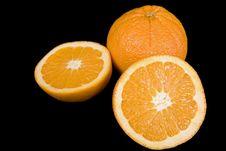 Free Oranges Royalty Free Stock Photo - 4341605