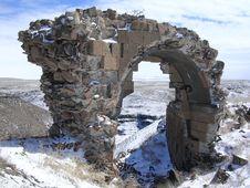Free Ruined City Stock Image - 4341991