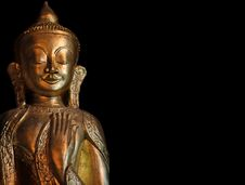 Free Myanmar, Pindaya: 8000 Buddha S Cave Royalty Free Stock Photos - 4342298