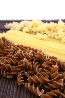Free Assorted Pasta Stock Image - 4342441