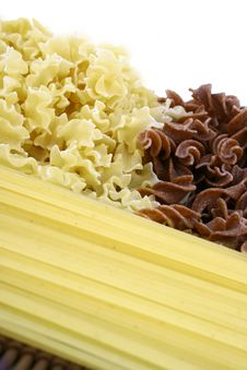 Free Assorted Pasta Royalty Free Stock Image - 4342806