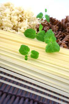 Free Assorted Pasta Stock Photo - 4343160