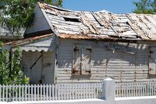 Free The Old House Royalty Free Stock Photo - 4343635