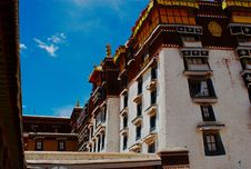 Free Potala Palace Stock Images - 4343664