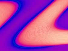Wavy Abstract Background Stock Images