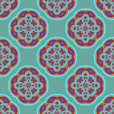 Free Abstract Seamless Repeat Pattern Stock Images - 4343884