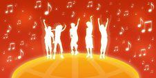 Free Rocking Stock Image - 4343931