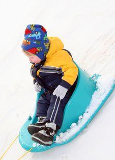 Free Winter Fun Royalty Free Stock Photography - 4344167