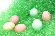 Free Easter Eggs Royalty Free Stock Image - 4344456