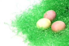 Free Easter Eggs Stock Photo - 4344460