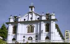 Free Mout Carmel Church, Stock Photos - 4344733