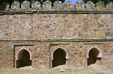 Free Mughal Architecture, Lodhi Gardens, Delhi Royalty Free Stock Photo - 4345025