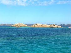 Free Sardinia Blue Sea Royalty Free Stock Image - 4346026