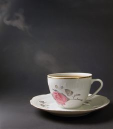 Free Cup Of Coffee Royalty Free Stock Photo - 4346395