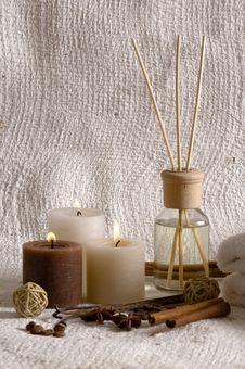 Free Aroma Therapy Royalty Free Stock Photos - 4346418