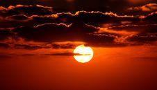 Free Sunset2 Stock Photos - 4348423