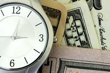 Free Time Is Money 2 Stock Photography - 4349152