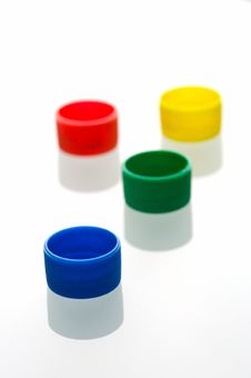 Free Bottle Tops Royalty Free Stock Image - 4349866
