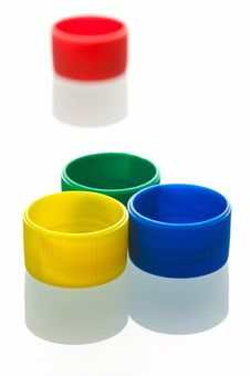 Free Bottle Tops Stock Image - 4349911