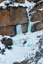 Free Frozen Waterfall Royalty Free Stock Photography - 4357587