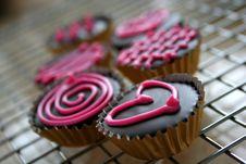 Free Valentine S Chocolate Cookies Stock Photos - 4350103