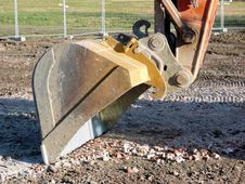 Free Shovel Excavator Stock Images - 4350384