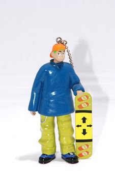 Free A Skateboard Boy Royalty Free Stock Image - 4351106