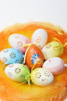 Free Easter Eggs Stock Images - 4351634